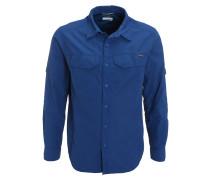 SILVER RIDGE Hemd marine blue