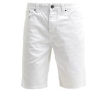 Jeans Shorts white denim