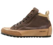 ANTONY Sneaker high bud legno guanto/guanto cappucino/tortora