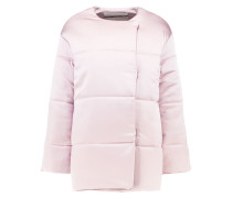 Wintermantel pink
