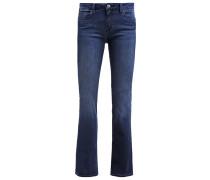 PEACE Flared Jeans blue denim