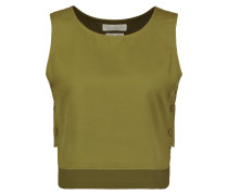 ISOTOPE Bluse olive