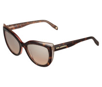 Sonnenbrille dark brown