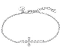 C-COLLECTION - Armband - silver-coloured