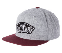 CLASSIC Cap heather grey/port royale