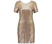 SEQUANCE Cocktailkleid / festliches Kleid gold