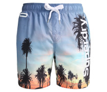 Badeshorts ocean palms