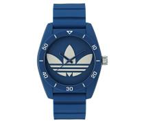SANTIAGO - Uhr - blau