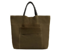BRUNO - Shopping Bag - khaki