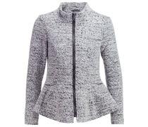 TENNA Leichte Jacke medium grey melange