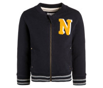 ACTON Sweatjacke dark blue