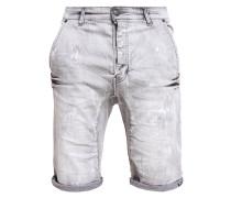 TOBA Jeans Shorts grey denim