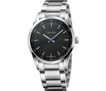 BOLD Uhr silvercoloured
