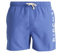 BRASH VOLLEY Badeshorts college blue