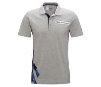 Poloshirt - light gray heather