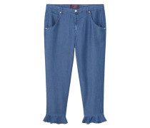 LENCERO - Jeans Relaxed Fit - dark blue