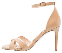 WATERFALL Riemensandalette peach