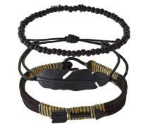 KEMANTLE 3 PACK Armband black