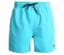 ALL DAY LAYBACK Badeshorts cyan