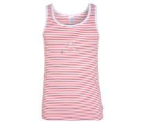 Unterhemd / Shirt koralle