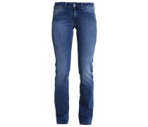 SARA Jeans Straight Leg greatest blues