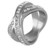 NAGYZ Ring silvercoloured