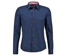 Businesshemd dark blue/red