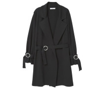 ARANDA - Wollmantel / klassischer Mantel - black