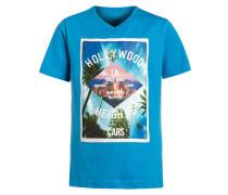 TIPTON TShirt print malibu blue