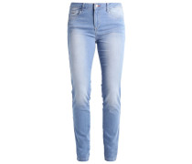MARYLIN - Jeans Slim Fit - pure ultra light blue