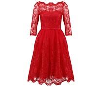 AVIANA Cocktailkleid / festliches Kleid red