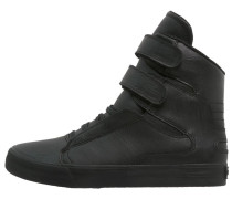 SOCIETY II Sneaker high black/red