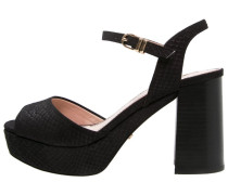 LIANA High Heel Sandaletten black