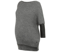 JENELLE Strickpullover light grey