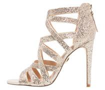 MARGOT High Heel Sandaletten gold