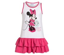 MINNIE MOUSE Jerseykleid pink