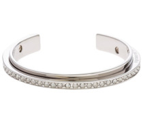 Armband silvercoloured/crystal