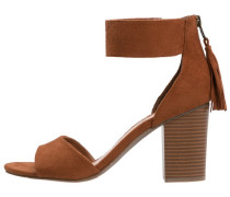ROLO High Heel Sandaletten brown