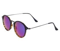 JJJONES Sonnenbrille brown/silver