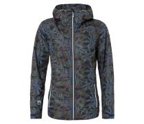LUCY Regenjacke / wasserabweisende Jacke anthracite