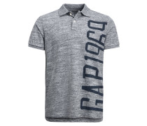 Poloshirt - heather grey