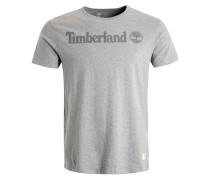 T-Shirt print - medium grey heat