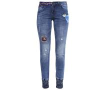 Jeans Slim Fit denim dark blue
