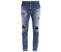 PILAR Jeans Relaxed Fit bleached destructed