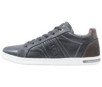 GEOFF Sneaker low navy/dark brown