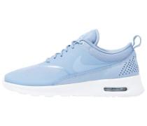 AIR MAX THEA - Sneaker low - work blue/white