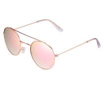 Sonnenbrille - rose gold