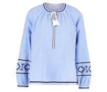 Bluse - blue