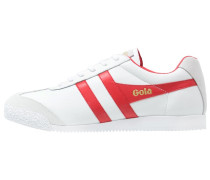 HARRIER Sneaker low white/red