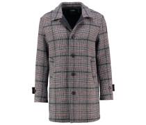 Wollmantel / klassischer Mantel - grau